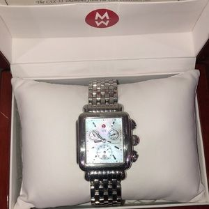 Michele Deco Watch - 18 MM